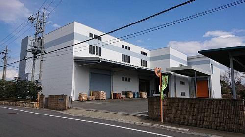 愛知県町村長交流会、焙煎工場見学