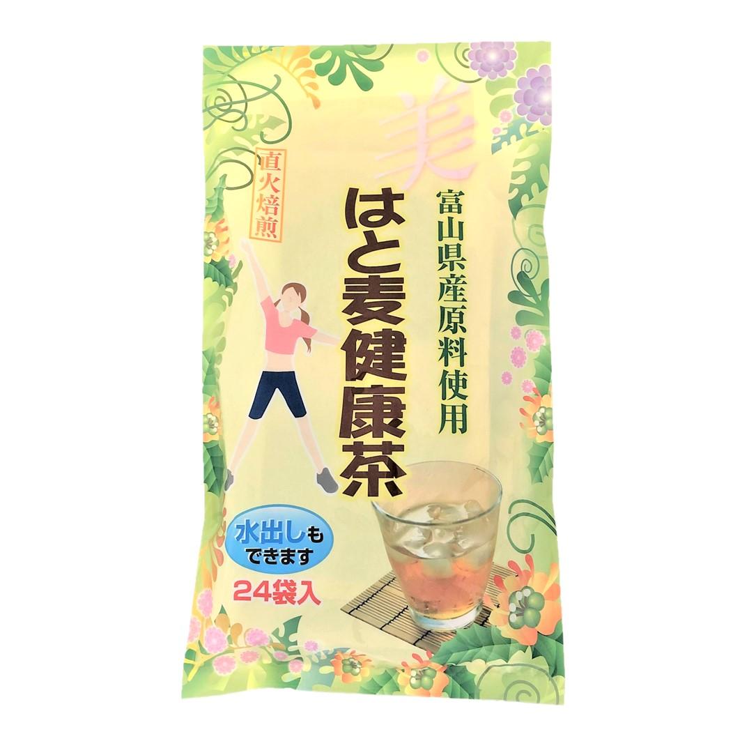 はと麦健康茶ティーバッグ 国産(富山県産) 8.5g×24袋