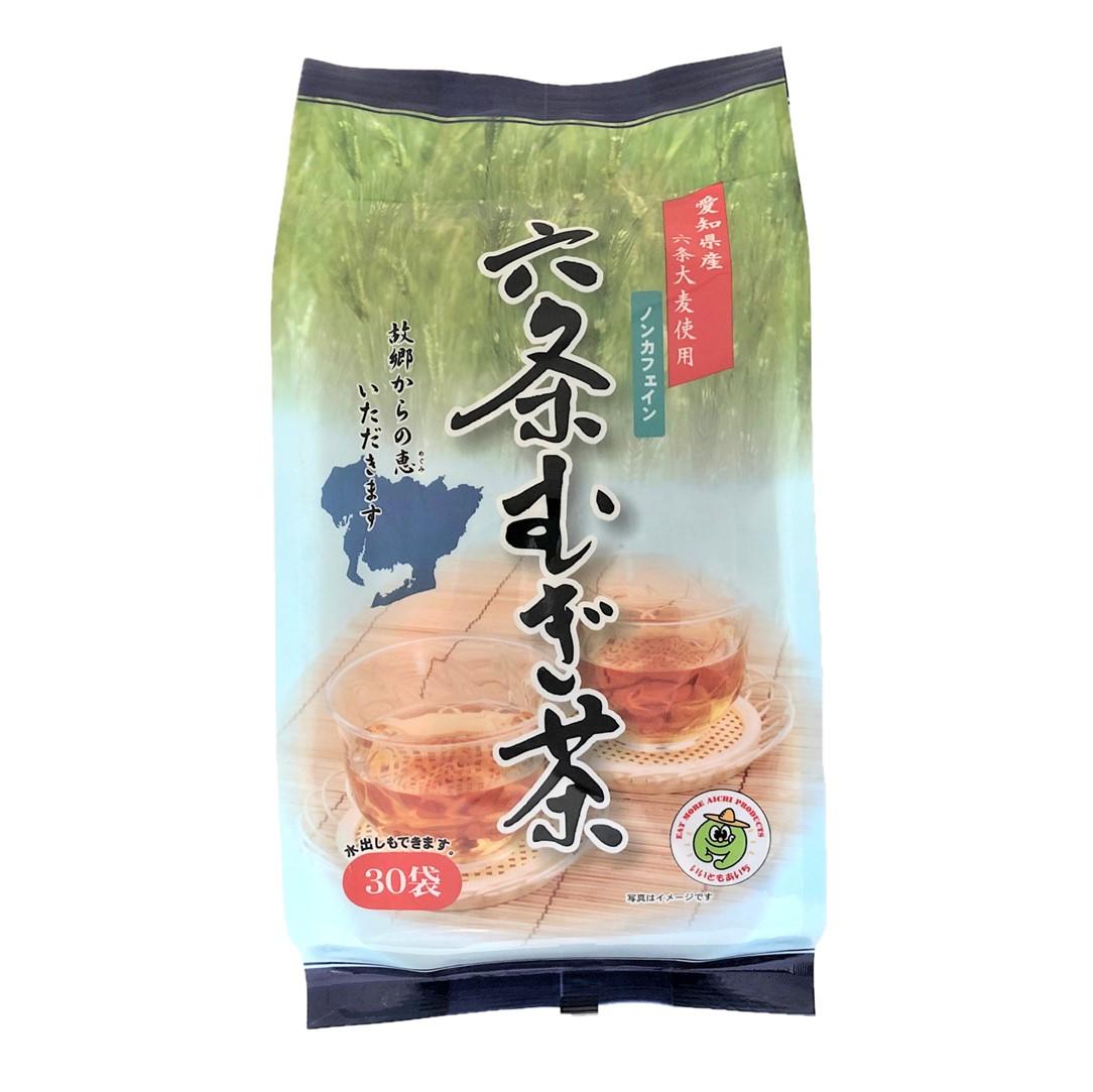 愛知県産六条麦茶ティーバッグ(8.5g×30袋)